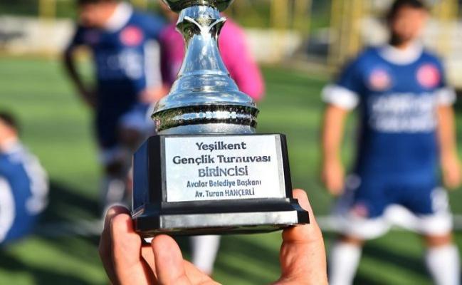 BağlantıAvcılar'da uyuşturucuyla mücadele futbol turnuvası sona erdi