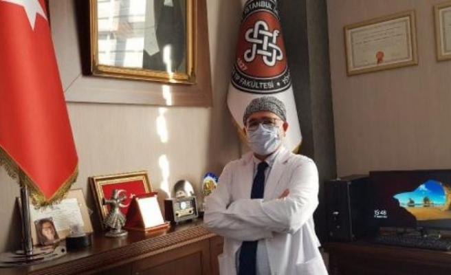 Cerrahpaşa Tıp Fakültesi Dekanı Gönen'den koronavirüs uyarısı: İstanbul büyük bir tsunami ile karşı karşıya