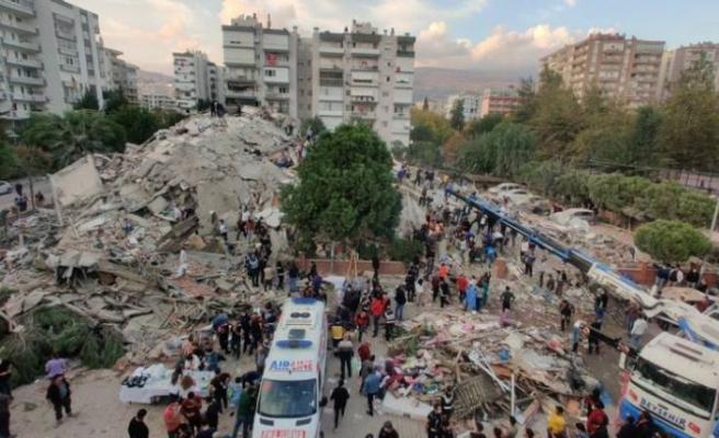 'Dehşete kapılıyorum' diyerek uyardı: 'İzmir çok daha büyük bir depreme hazırlıklı olmalı'