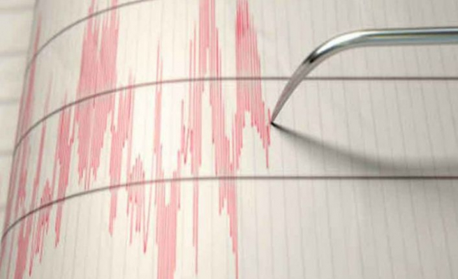 Ege'de gece yarısı art arda depremler
