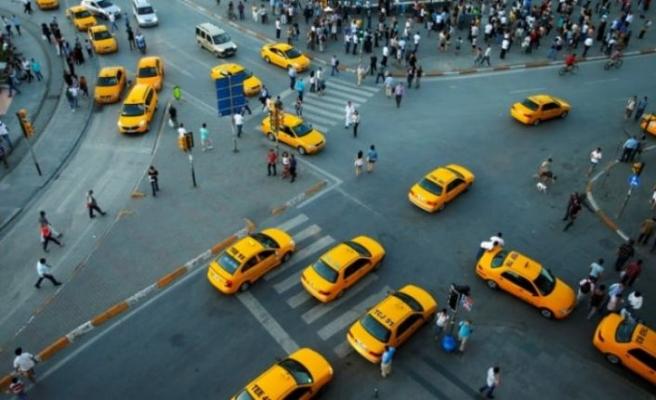 İstanbul'da taksilere 'kısa mesafe' ve 'yolcu seçme' denetimi