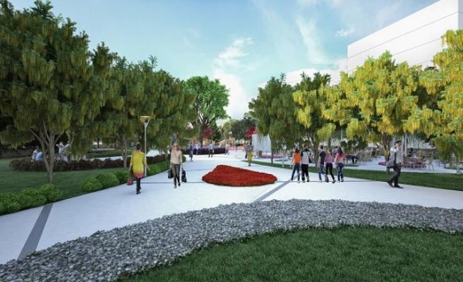İzmir depreminin sembol isimleri Elif ve Ayda'nın ismi Beylikdüzü'nde parka verildi