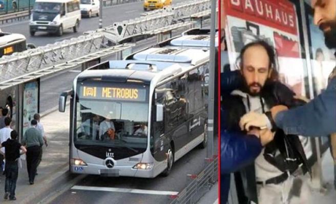 Metrobüs sapığı 6 yıl hapisle cezalandırıldı