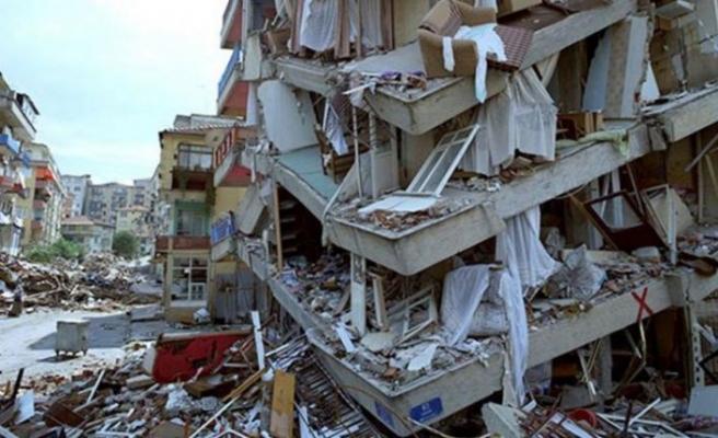 Ürküten Marmara depremi senaryosu: 1 milyon kişi evsiz kalacak