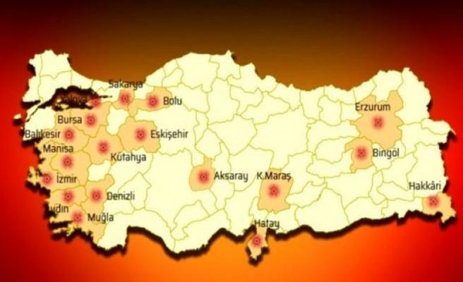 Uzman isim tek tek sayıp uyardı! İşte 7 ve üzeri büyük deprem beklenen 18 şehir!