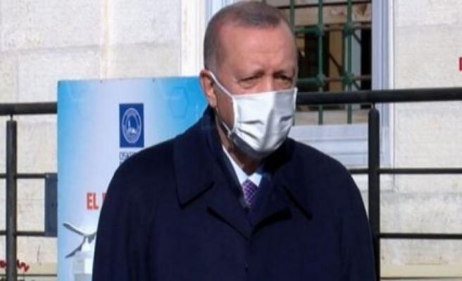 Erdoğan'dan yeni yasak sinyali