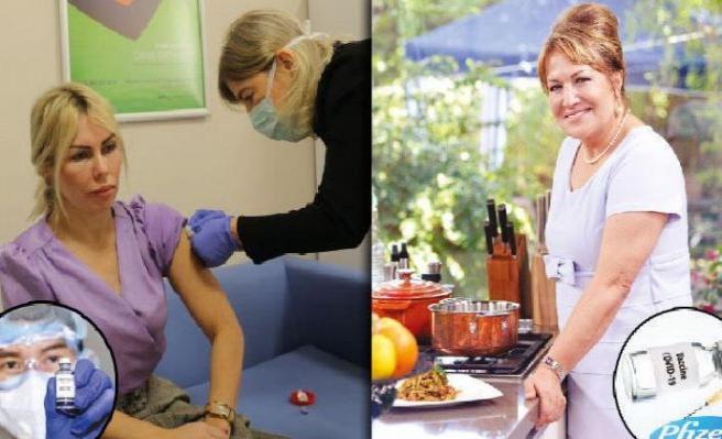 Çin aşısı mı, Alman aşısı mı? Gönüllü iki ünlü yan etkilerini anlattı