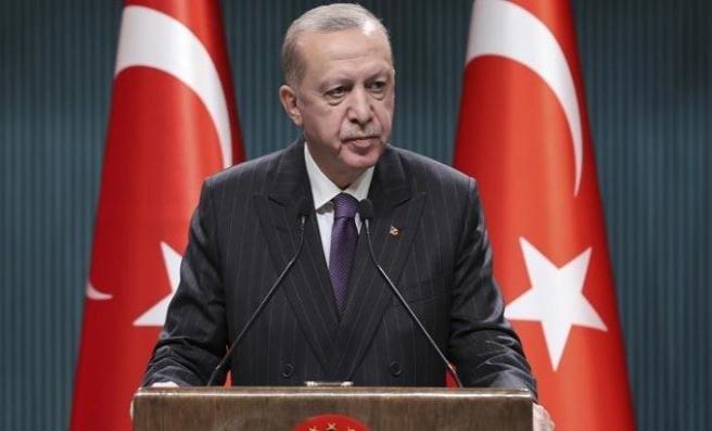 Cumhurbaşkanı Erdoğan: Bahar aylarında kendi aşımıza kavuşacağız