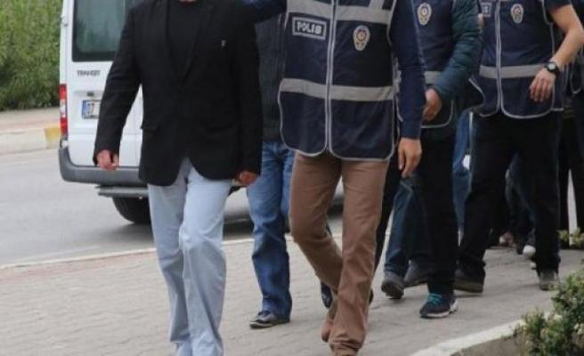 İstanbul'da 8 ilçede IŞİD, HTŞ/FEC/NC operasyonu: 11 gözaltı