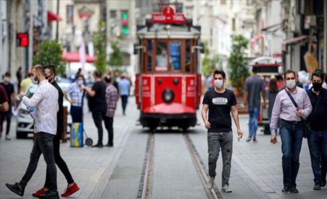 İstanbul'da koronavirüs vaka oranı geçen haftaya göre yüzde 40 düştü