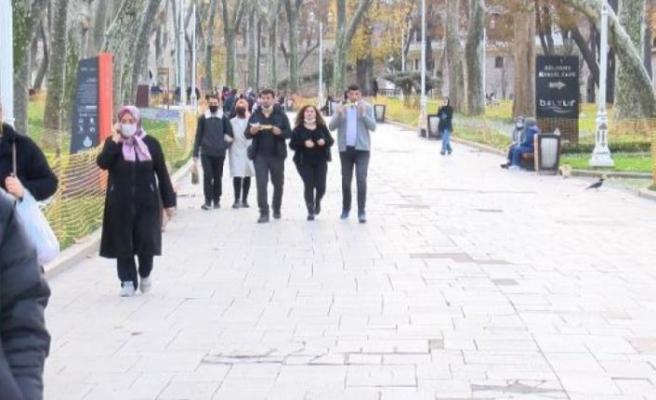 İstanbul'da yalancı bahar: '2021'de de sıcaklık artışının sinyalleri var'