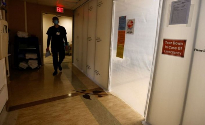 Koronavirüs servisinde vahşet: Yanındaki hastayı oksijen tüpüyle öldürdü