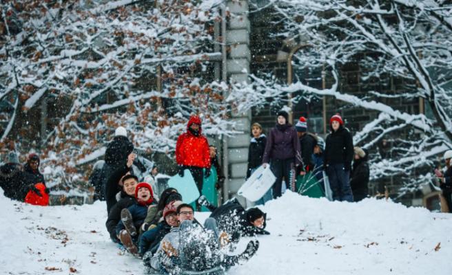 Meteoroloji'den kar ve yağmur uyarısı