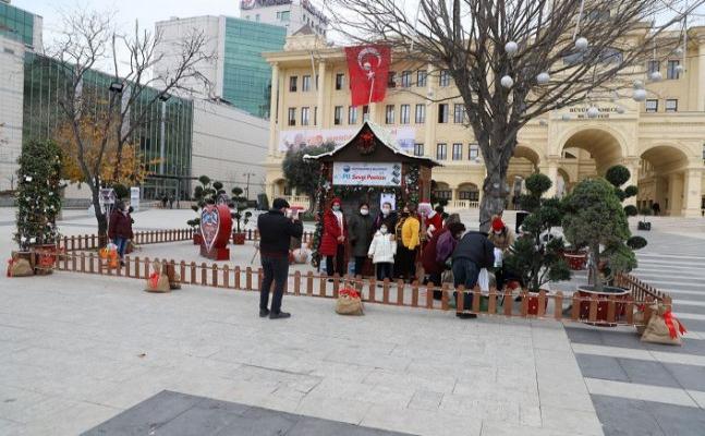 """""""Sevgi Postanesi"""" vatandaşlara nostalji yaşatıyor"""