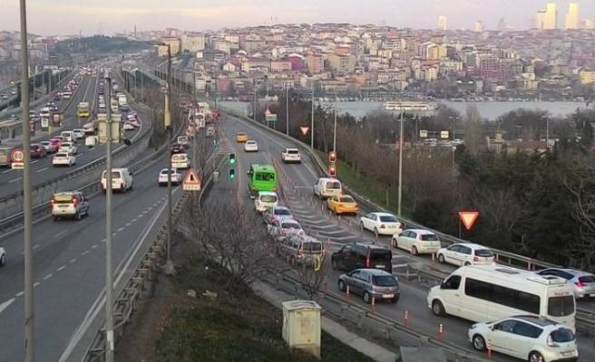 Yeni düzenleme: İstanbul trafiğine yapay zeka ile çözüm aranacak