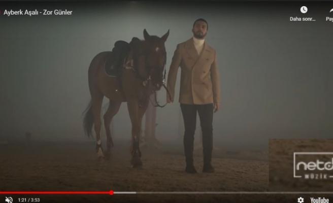 AYBERK AŞALI'DAN ZOR GÜNLER