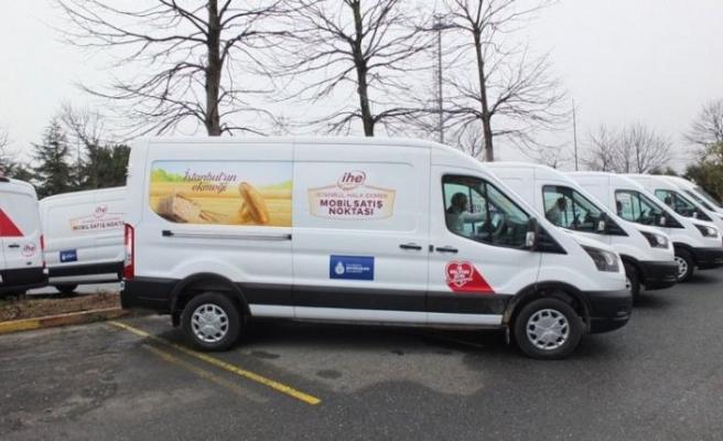 Bakanlıktan, 'İBB'nin mobil büfeler ile ekmek satışı yasaklandı' haberlerine yanıt