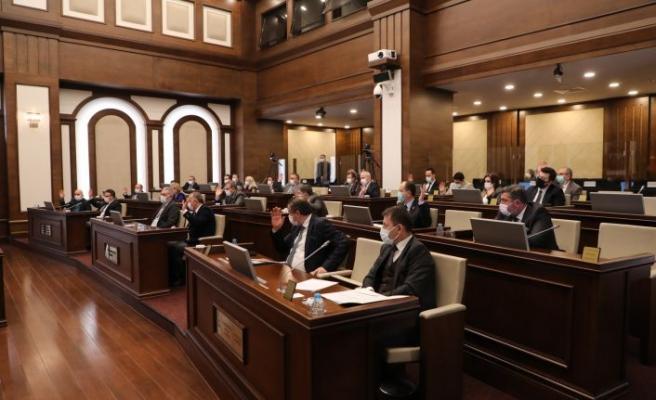 Büyükçekmece Belediyesi 2021 yılının ilk meclis toplantısını gerçekleştirdi