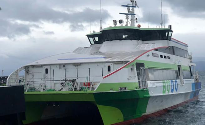 Deniz ulaşımına fırtına engeli: BUDO seferleri iptal edildi