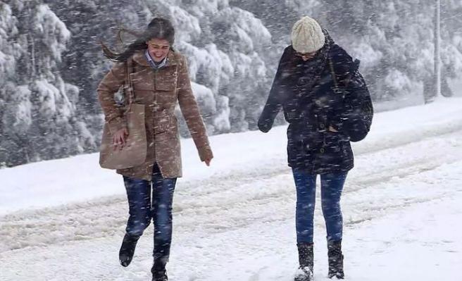 İstanbul'da çarşamba ve perşembe günü kar yağacak