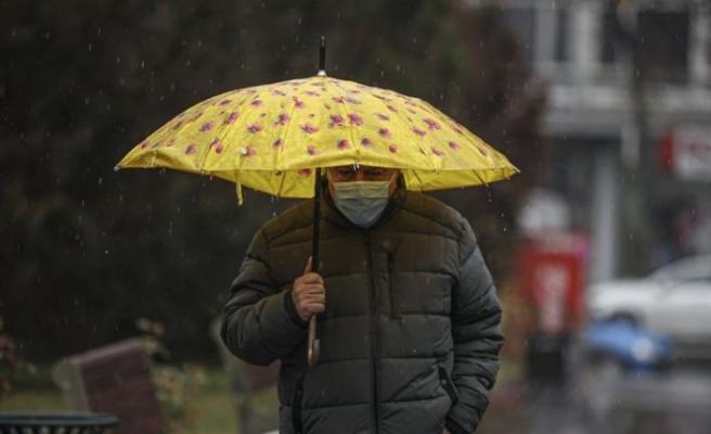 Meteoroloji'den illere 'kar ve yağmur' uyarısı