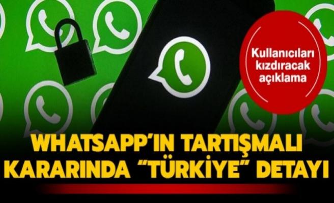 WhatsApp'in yeni şartları kullancılarını kızdırdı.