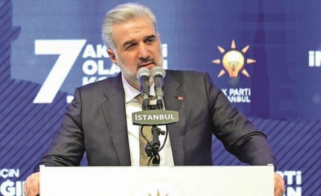 '20 yılda AK Parti İstanbul İl Başkanlığı görevini üstlenecek bir isim yetişmemiş mi?'