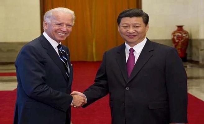 ABD Başkanı Joe Biden ile Çin Devlet Başkanı Şi Cinping arasında ilk temas