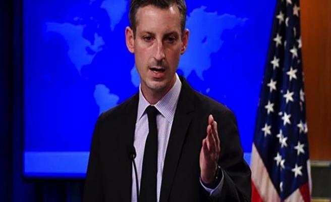 ABD'den PKK saldırısına kınama