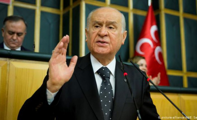 Bahçeli: Türkiye'nin yeni bir anayasaya ihtiyacı olduğu açıktır