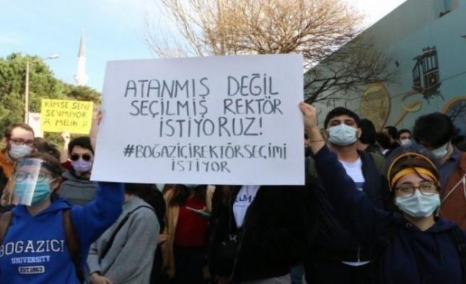 Boğaziçi Dayanışması'ndan Erdoğan'a açık mektup: Siz padişah değilsiniz, biz de tebaanız değiliz