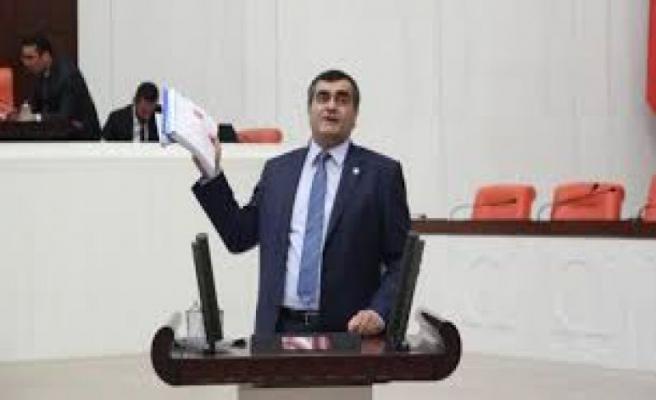 CHP'li Dr. Ali Şeker, Peyzaj Mimarlarının Özlük Hakkı Sorununa Dikkat Çekti
