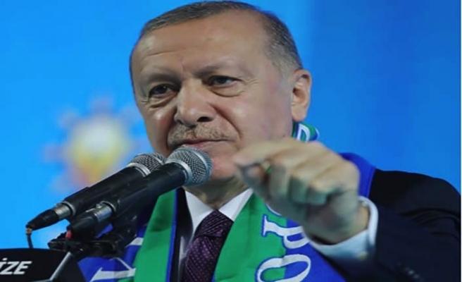 Cumhurbaşkanı Erdoğan'dan 13 şehit ile ilgili açıklama