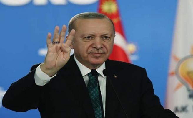 Cumhurbaşkanı Erdoğan: 2023 hedeflerimizin en kritik dönemeci aynı yıl yapılacak seçimlerdir