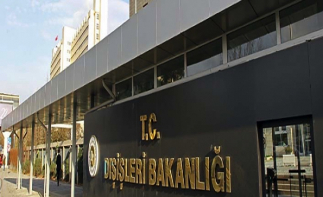 Dışişleri Bakanlığı: Nijerya'da kaçırılan Türk gemiciler ülkeye dönüyor