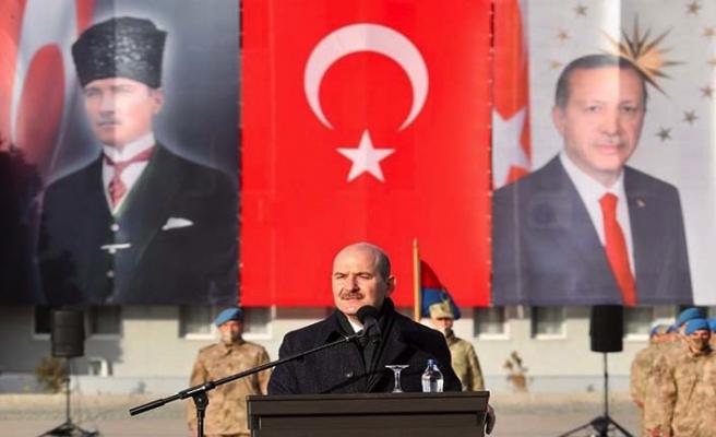İçişleri Bakanı Süleyman Soylu Uygur Türkleri hakkında açıklamalarda bulundu