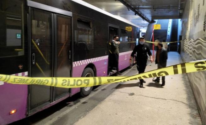 İETT otobüsü çalıp İstanbul turuna çıktı