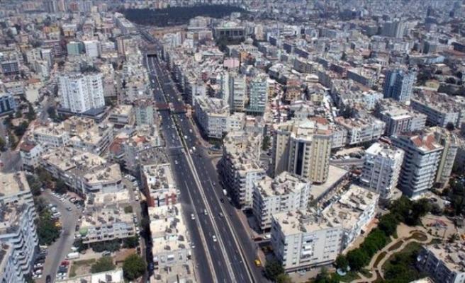İstanbul'un Esenyurt  ilçesi nüfusuyla 57 ili geride bıraktı