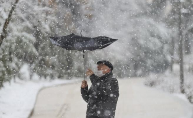 Kar yağışı devam edecek mi? Meteoroloji'den açıklama