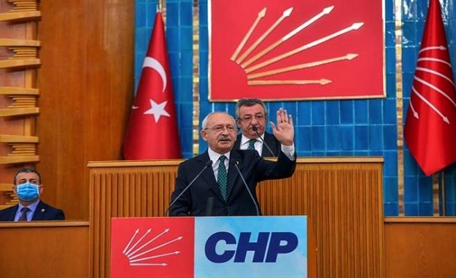 Kemal Kılıçdaroğlu: 13 şehidimizin sorumlusu Cumhurbaşkanının kendisidir