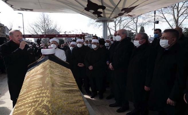 Muhammed Emin Saraç'ın cenaze törenine yoğun katılım
