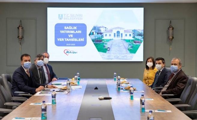 Silivri Belediyesi 2021 Yılı Sağlık Yatırımları Toplantısı