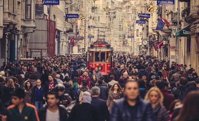 TÜİK: Türkiye'nin yarısından fazlası mutlu değil