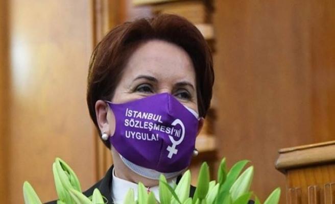 Akşener İstanbul Sözleşmesi için Danıştay'a başvurdu