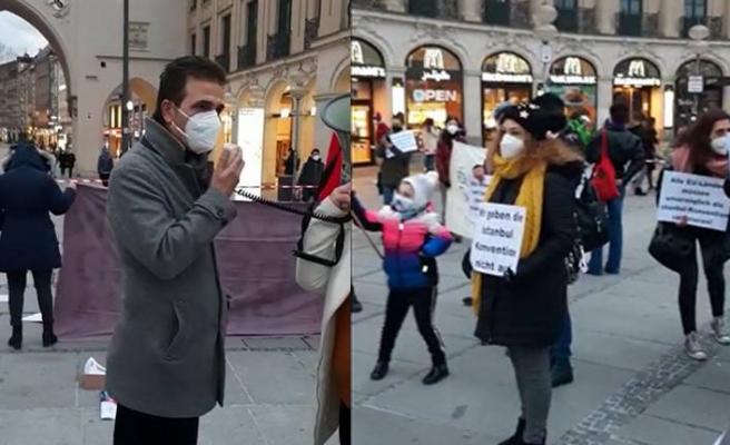 Almanya'daki sivil toplum kuruluşları: İstanbul Sözleşmesi kararına tepki