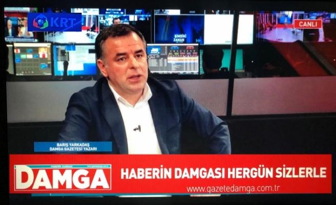 Barış Yarkadaş yazıları ile DAMGA'da