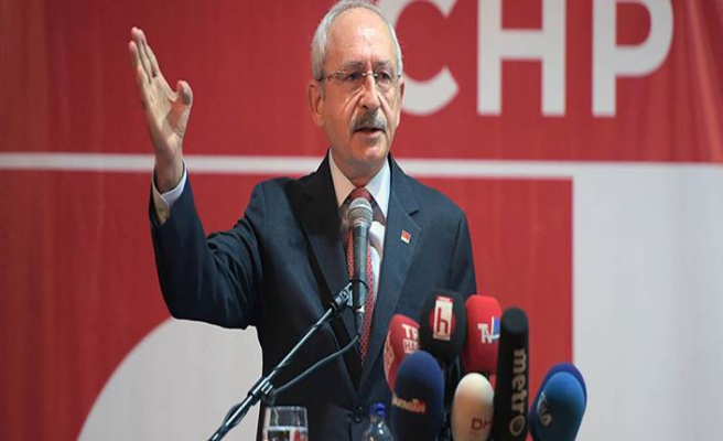 CHP Genel Başkanı Kemal Kılıçdaroğlu: Hakkınızı savunacağım