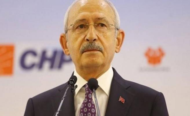 CHP Genel Başkanı Kemal Kılıçdaroğlu 'ndan Rasim Öztekin mesajı