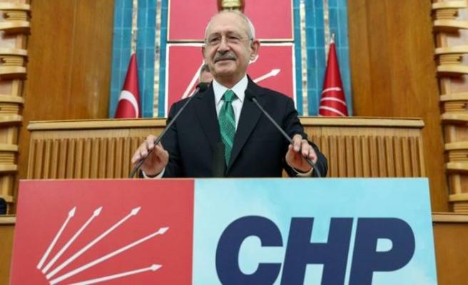CHP Genel Başkanı Kılıçdaroğlu: Grup Toplantısı'nda açıklamalarda bulundu