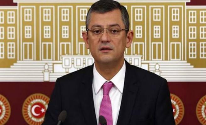 CHP'li Özgür Özel'den yeni anayasa açıklaması